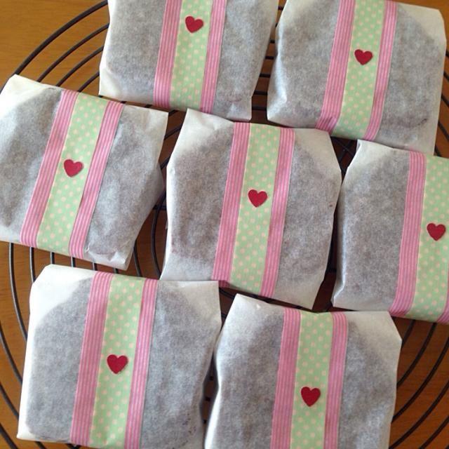 レシピとお料理がひらめくSnapDish - 11件のもぐもぐ - Pre Valentine's Day gifts xxx by m