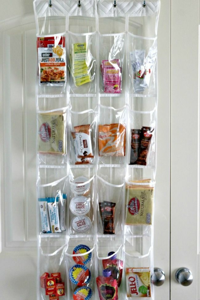These are THE BEST pantry organization ideas! So many ideas to get your pantry in tip top shape. See more on http://ablissfulnest.com/ #pantryorganization #organizationideas