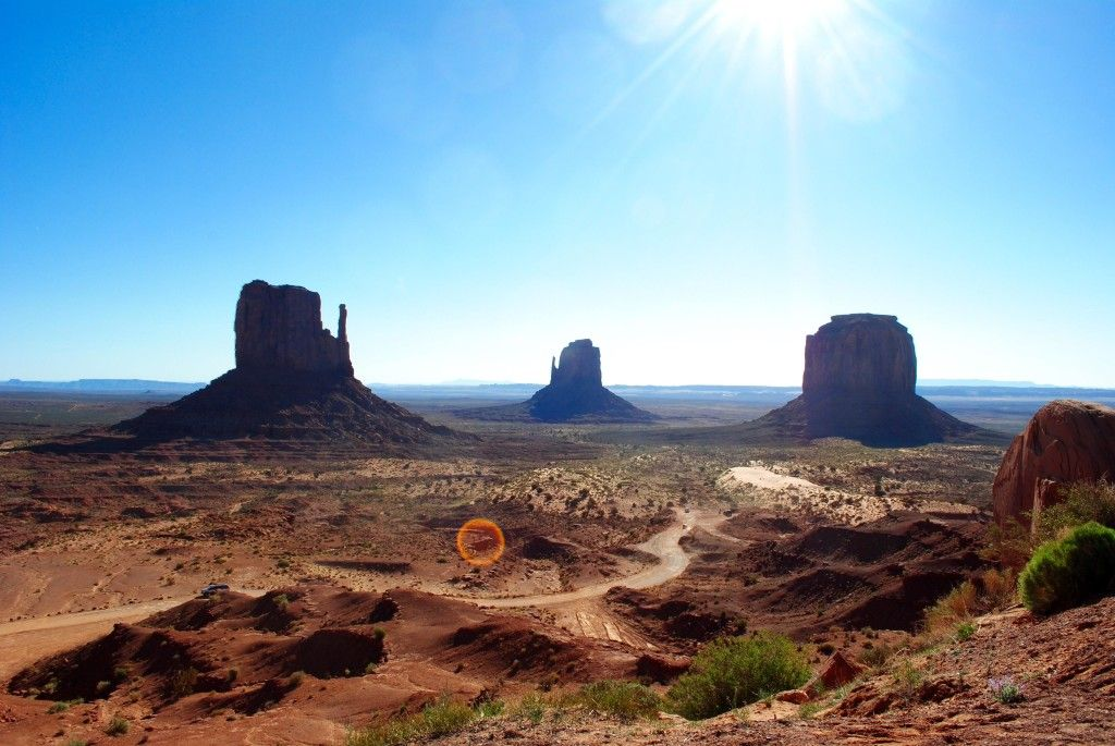 Top 5 Things To Do Near Vegas - Monument Valley
