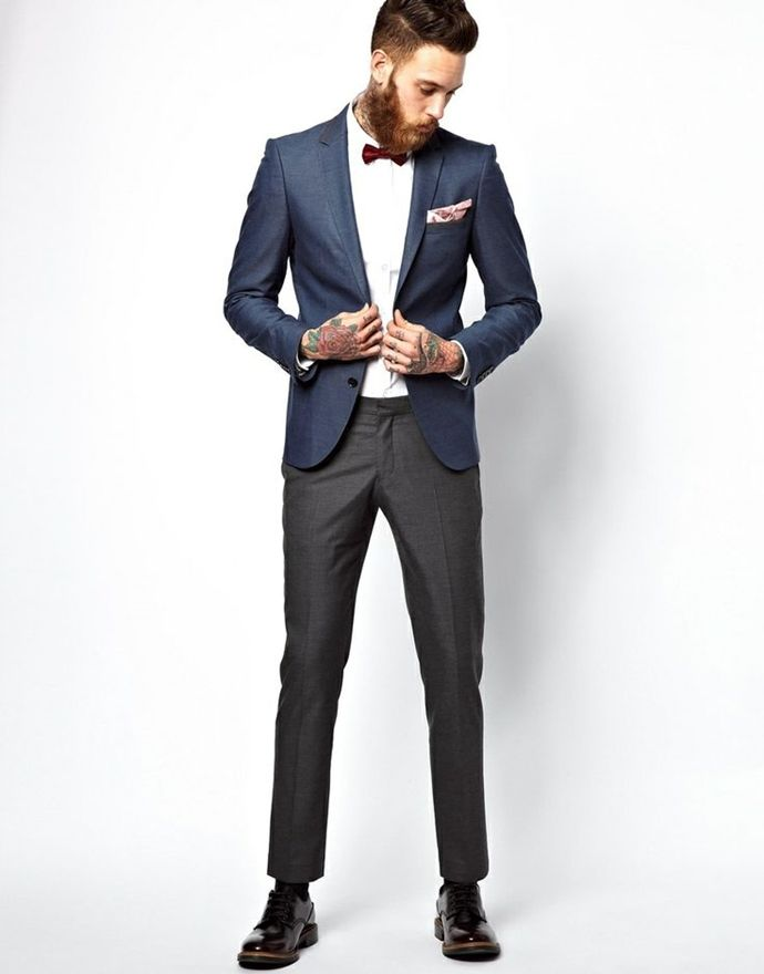 30 Suit Options For A Stylish Groom | beavie | Pinterest | Wedding ...