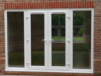 Double glazed french doors in sussex http www for Double glazed french doors