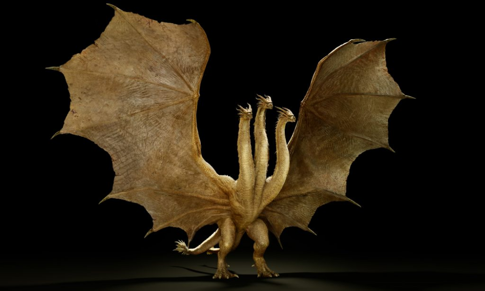 Mpc Showcase More Godzilla And Ghidorah Concept Art From Godzilla 2 King Of The Monsters Godzilla Movie News Godzilla Godzilla 2 Monster