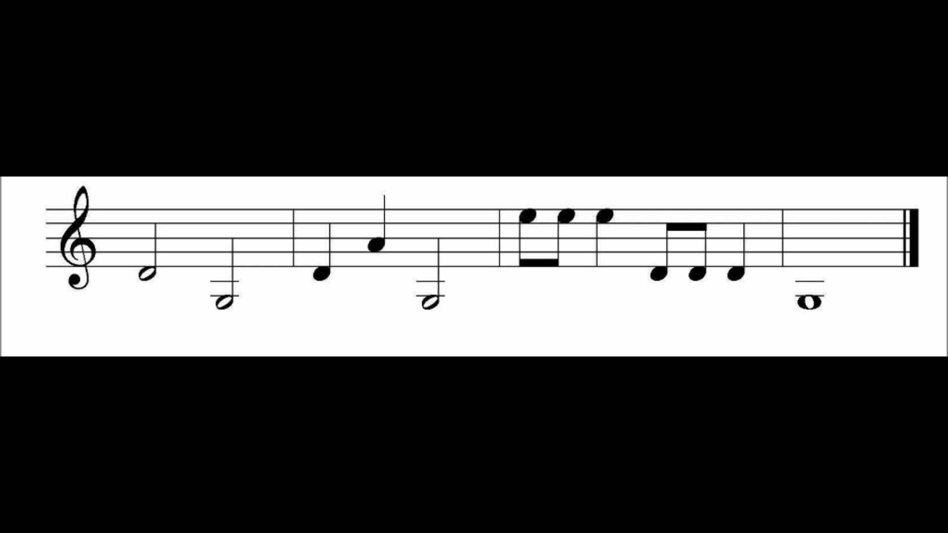 Exercícios de cordas soltas para violino (iniciantes)