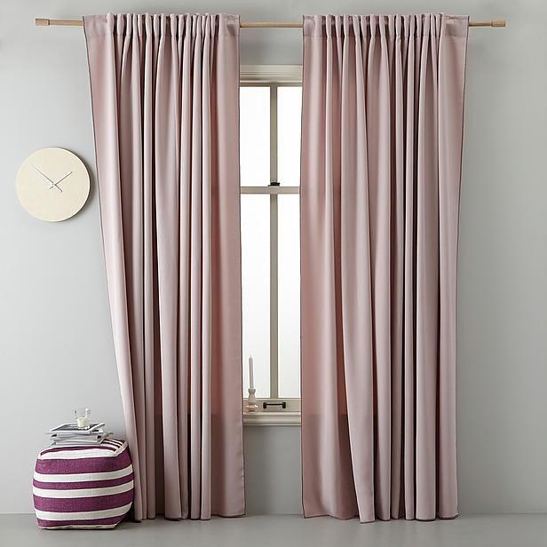 Gordijn 130x270 cm in 2019  Slaapkamer  Girl curtains