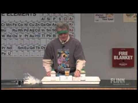 Polyurethane Foam Youtube Science Demonstrations Polyurethane