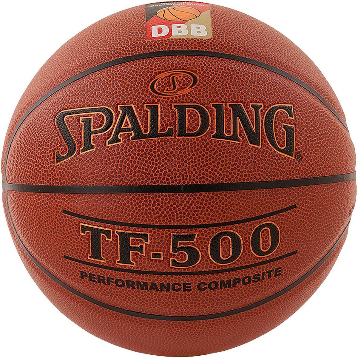 TF500 DBB Indoor Basketball    DBB Indoor Basketball    Details  Mit offiziellem DBB Logo / Top Spieleigenschaften / Exzellenter Grip und sehr gute Ballkontrolle / Wide Channel Design / Größe: 7    Geschlecht: Unisex  Größe: 7  Material: Leder  Sportart: Basketball...