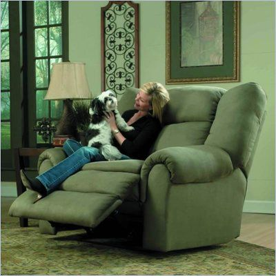 Oversized double recliner - for story time or cuddling. - Oversized Double Recliner - For Story Time Or Cuddling. Dream