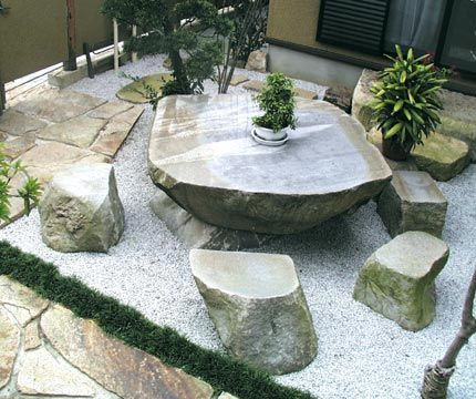 This is the outdoors table of my dreams!  Durable and beautiful!