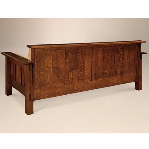 Best Aj S Amish Furniture Mccoy Loveseat Amish Furniture 400 x 300