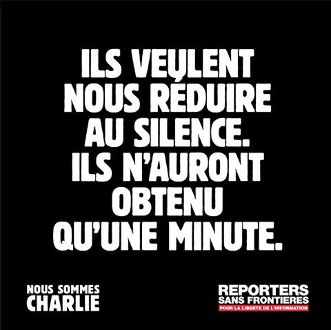 They Want Us Silent They Just Get One Minute Liberte D Expression Liberte De La Presse Proverbes Et Citations