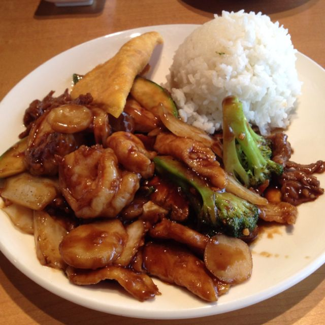 The Triple Delight from 168 Chinese Restaurant will not ...