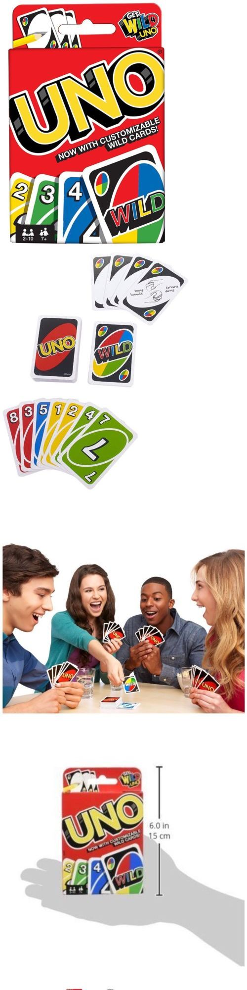 Card Games Contemporary 19082 Mattel Games 42003 Uno Card Game Buy It Now Only 10 67 On Ebay Card Games Uno Card Game Classic Card Games