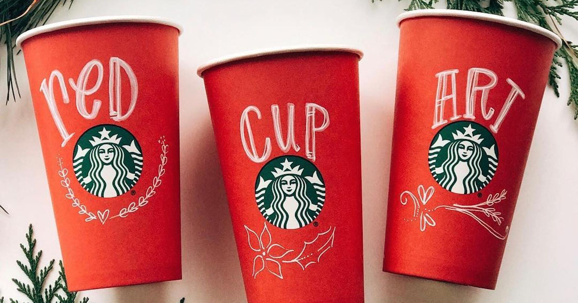 Starbucks Is Changing Its Holiday Cups AGAIN Tomorrow