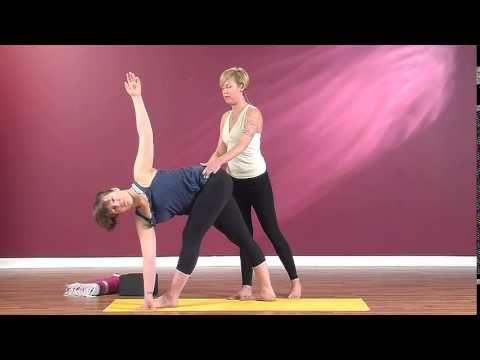 peak pose hanumanasana full split  yoga international
