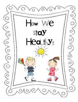Encourage good, healthy habits in your students by having them complete this class book. This will surely be a book they read over and over again!...