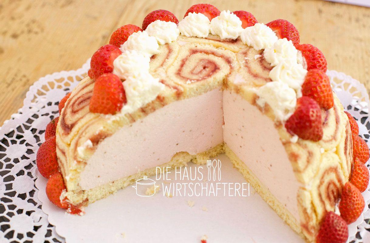 #Peitingbackt - das Siegerrezept: eine köstliche Erdbeercharlotte