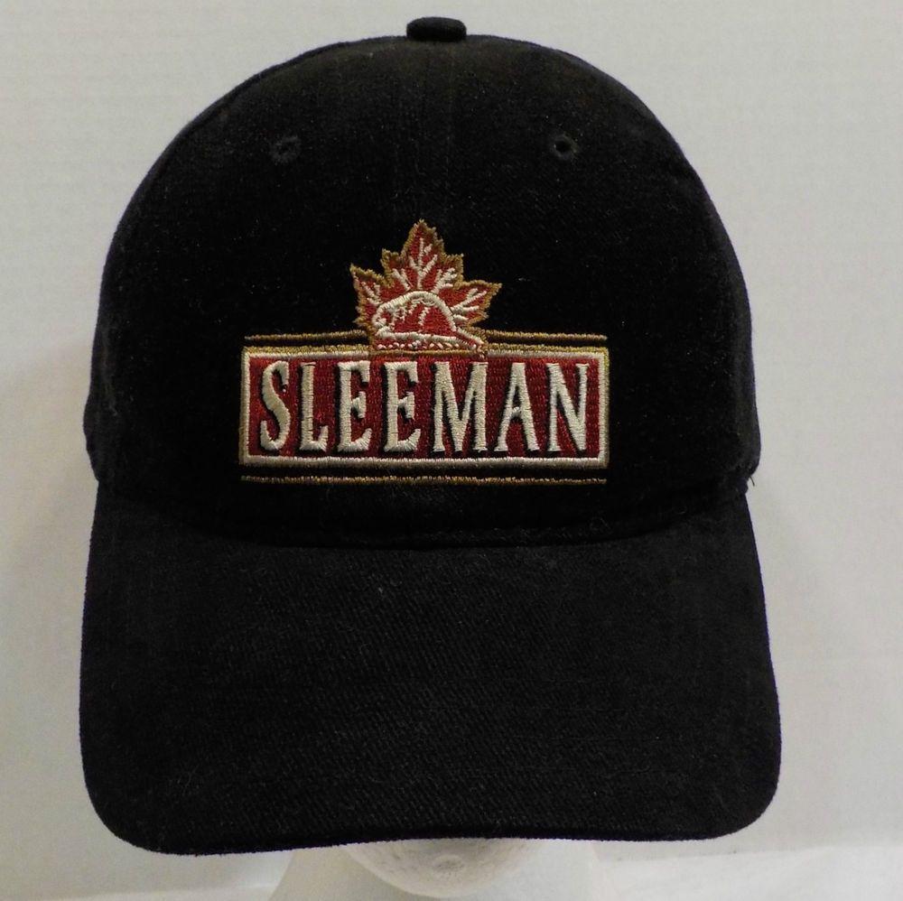 Sleeman Beer baseball Hat Cap Adjustable  #RCI #BaseballCap