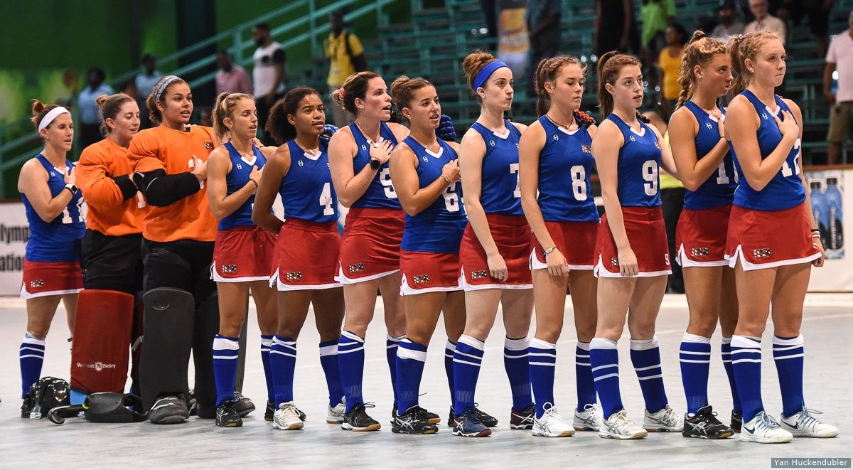Following An Impressive Undefeated Performance Which Included A Gold Medal At The Women S Indoor Pan American Cup In Georgetow Hockey World Cup Uswnt World Cup