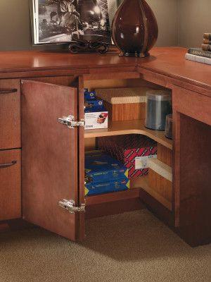 Captivating Schrock Cabinetry, Corner Cabinet, Corner Kitchen Storage