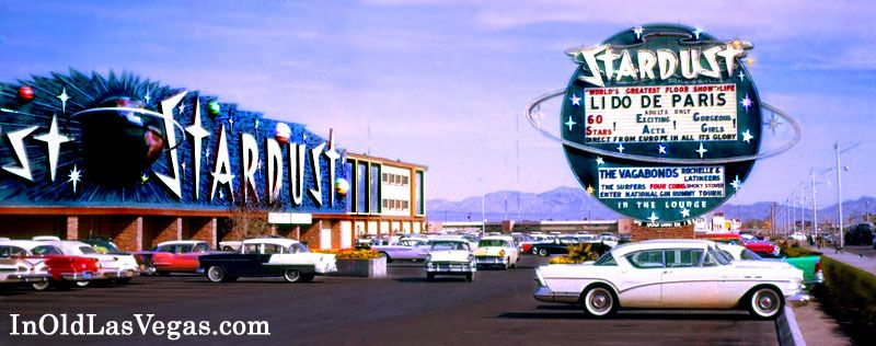 Loved the Stardust.  This is circa 1960's