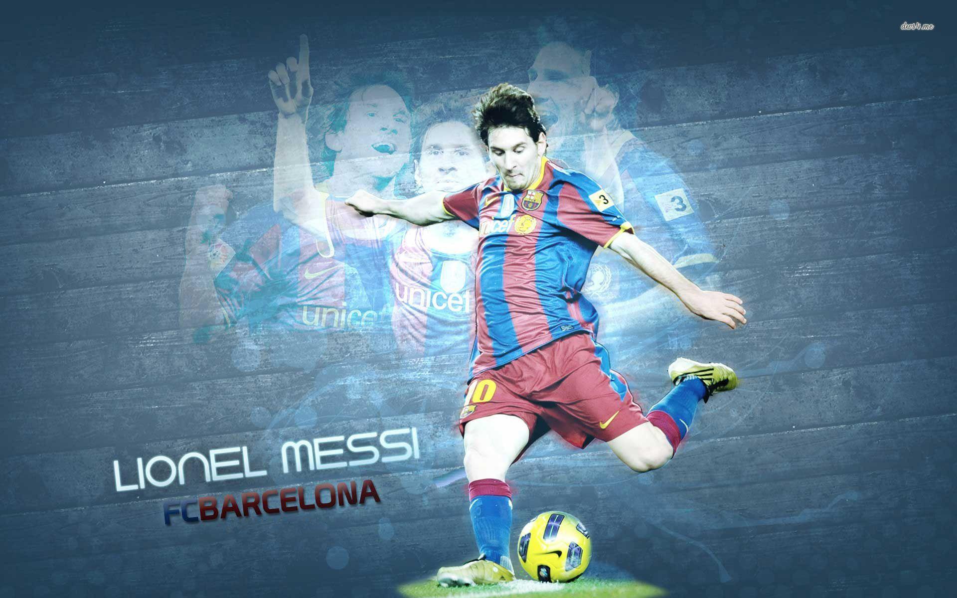 Download 600 Wallpaper 3d Lionel Messi Gratis Terbaik