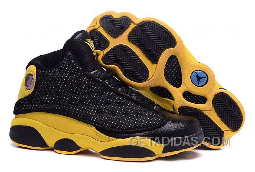 check out 79255 ce757 ... new zealand jordan 13 shoes jordan xiii pink black black gold black  sneakers nike shoes nike