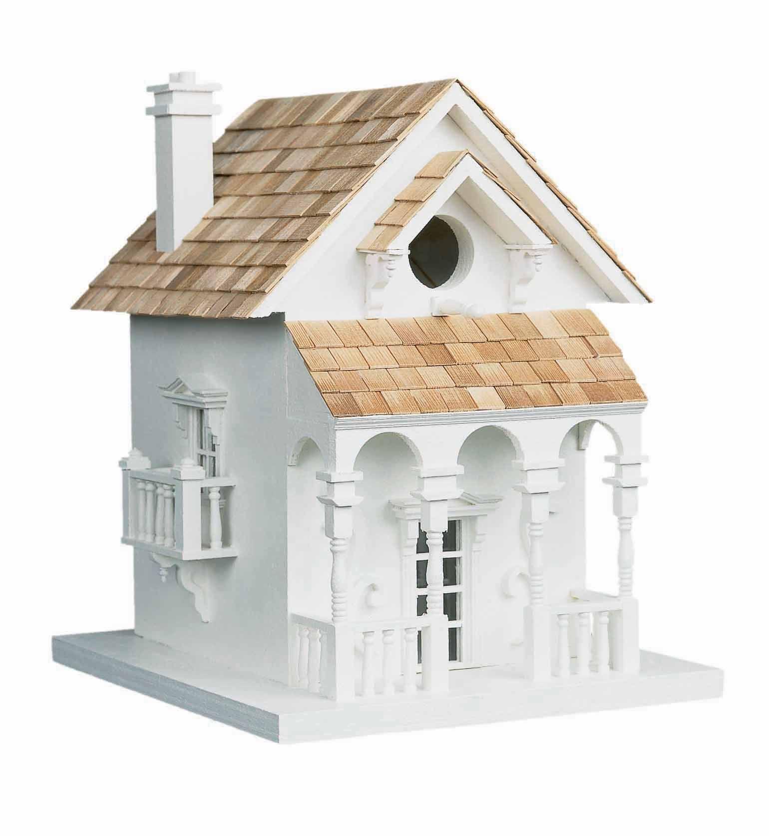 Honeymoon Cottage Bird House Wwwwildbirdshopscom Decorative