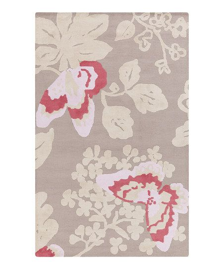 Pink Butterfly Abigail Rug Butterfly Rug Rugs Colorful Rugs