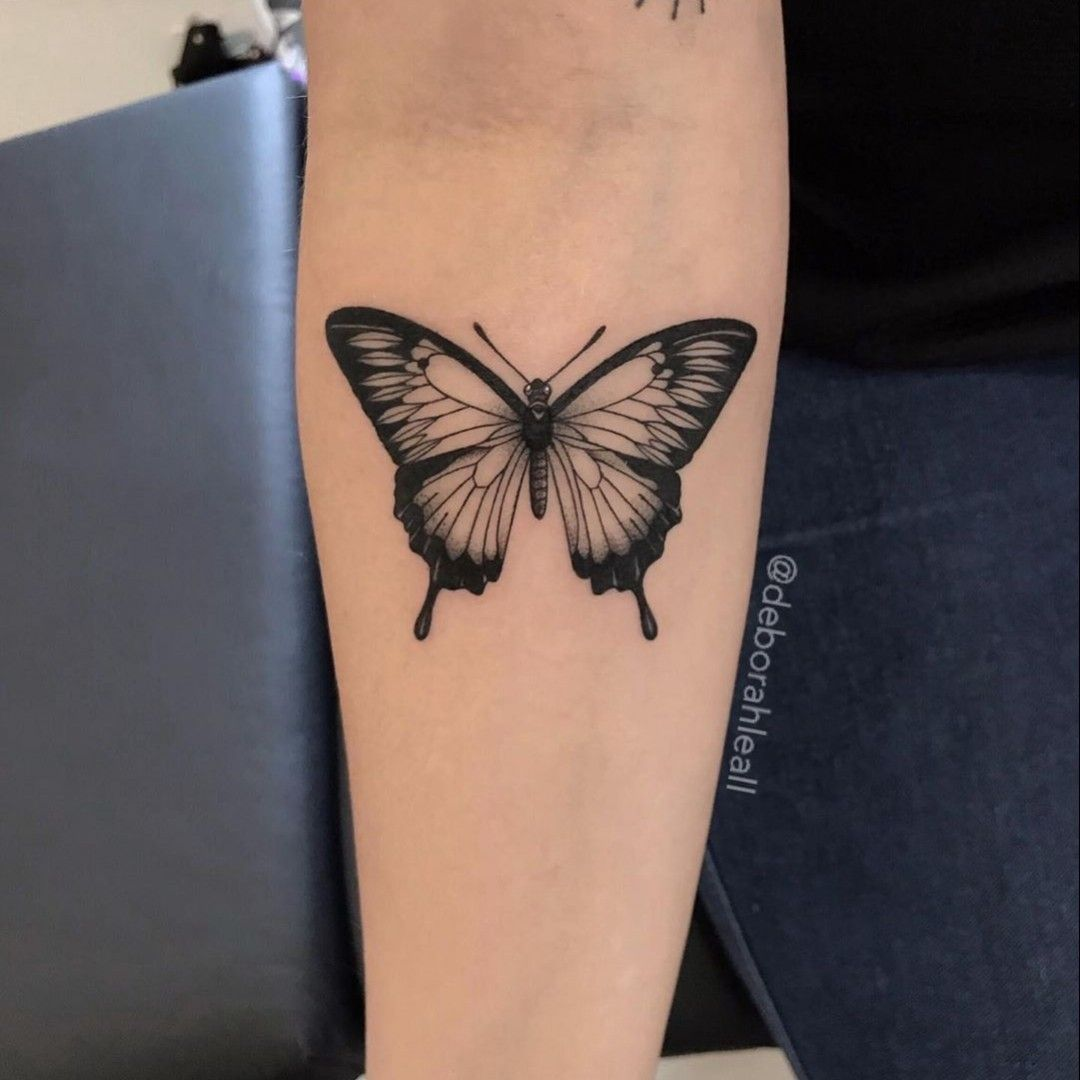 Photo of 蝶のタトゥーの意味