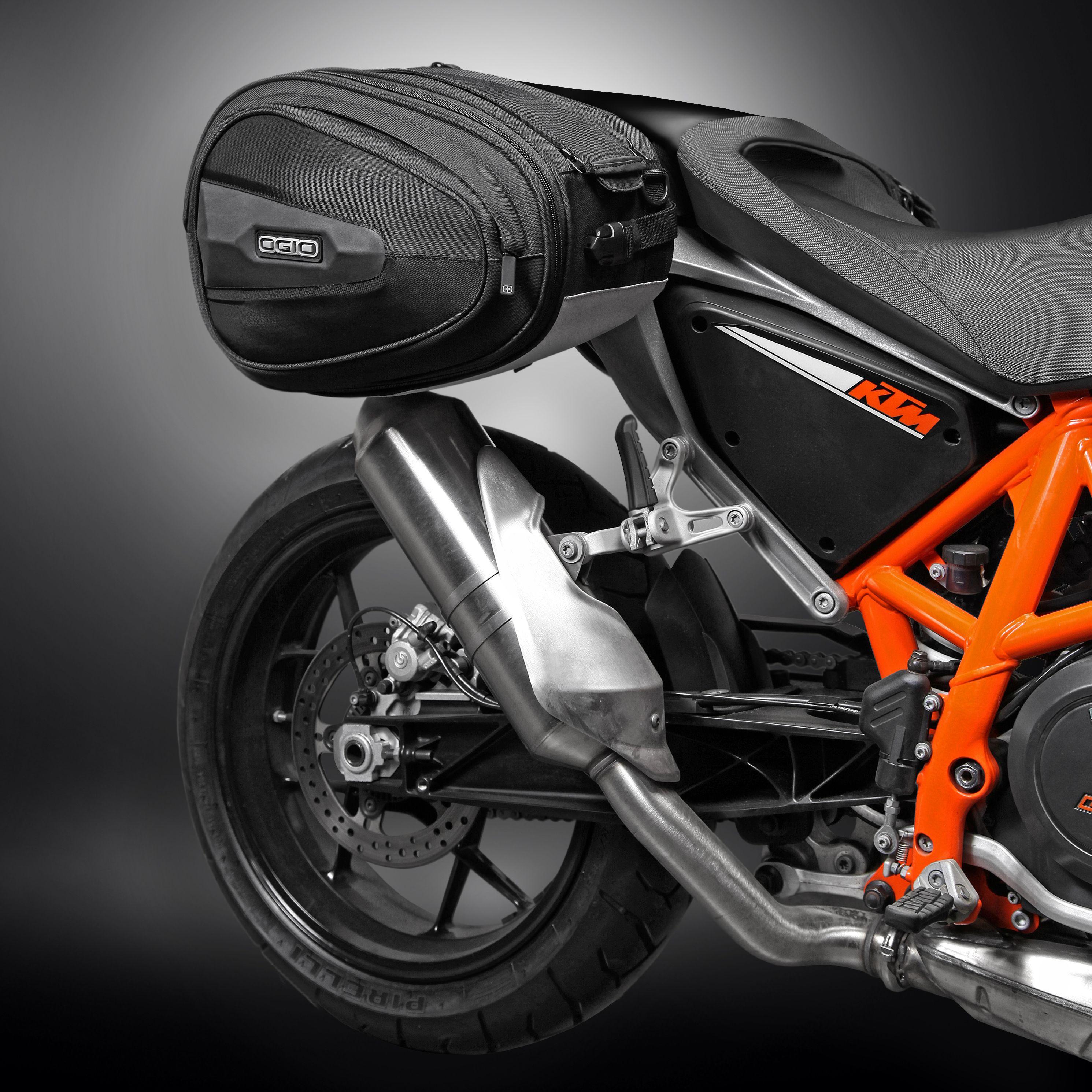 Saddle Bag Street Bike Moto Bag Collection Powersports