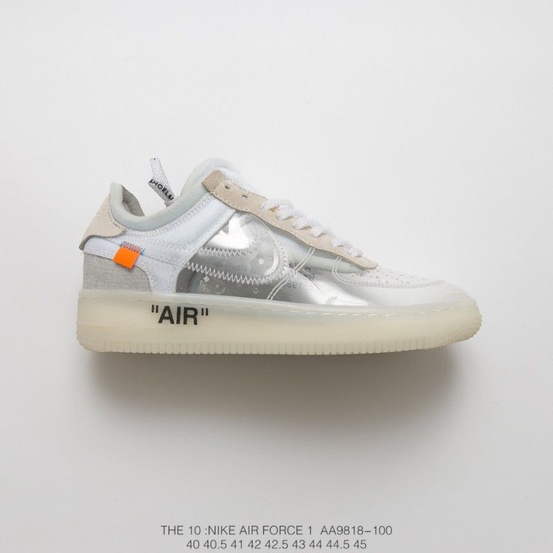 Air Force Crossover Off White X Air Force 1 Low Handsome
