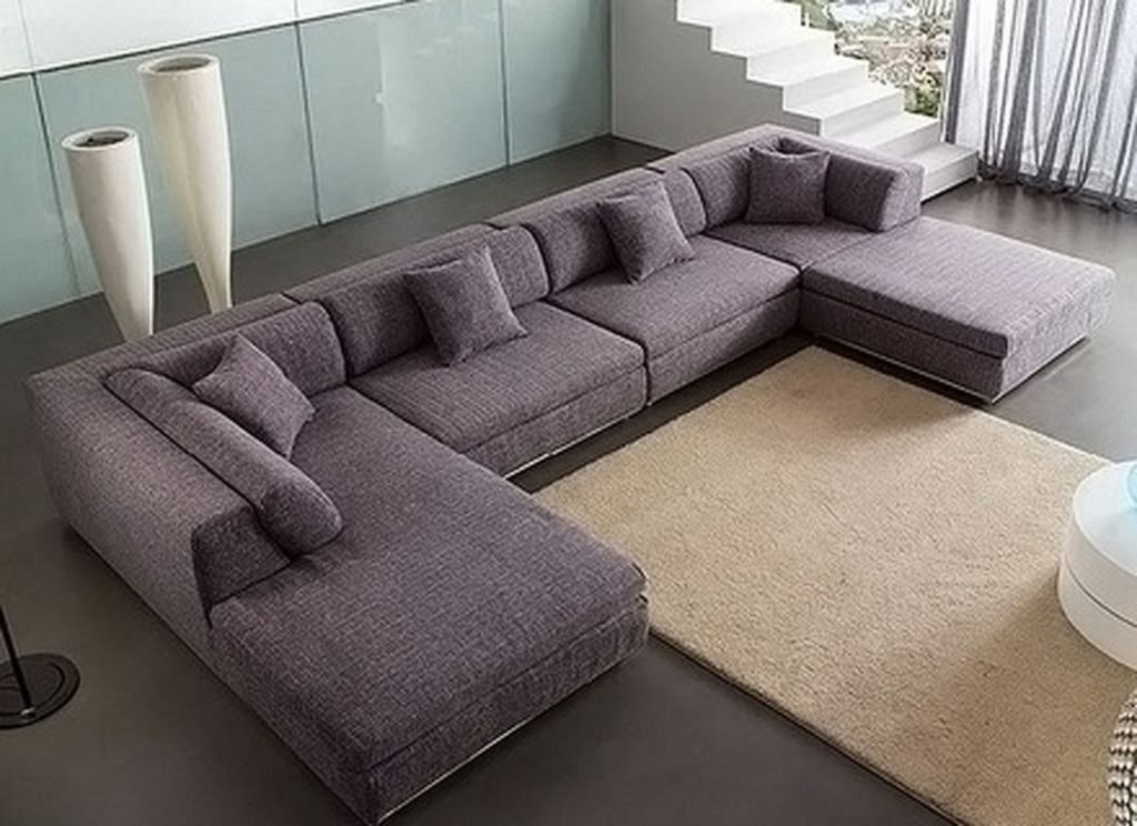 Comfortable Sutton U Shaped Sectional Ideas For Living
