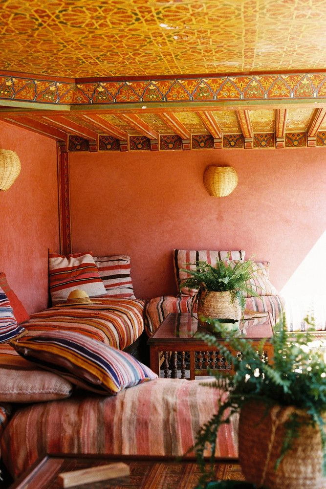 Refresh Your Home With These Moroccan Decorating Ideas Bohemian