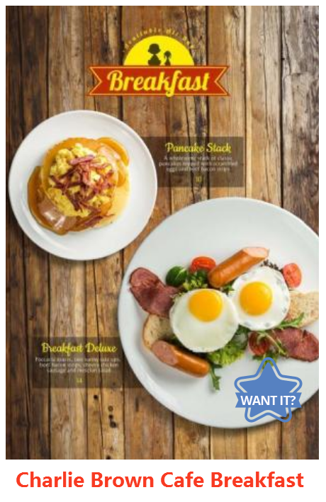 Best American Breakfast Deal Offer In Singapore Now At Charlie Brown Cafe Cathay Cineleisure Orchard Mall Choose From Charlie Brown Cafe American Food Food