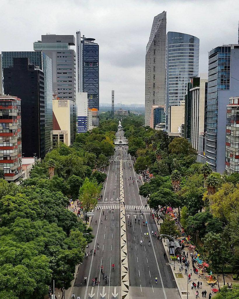 SKYSCRAPER MEXICO| REFORMA - CENTRO HISTÓRICO | Proyectos ...