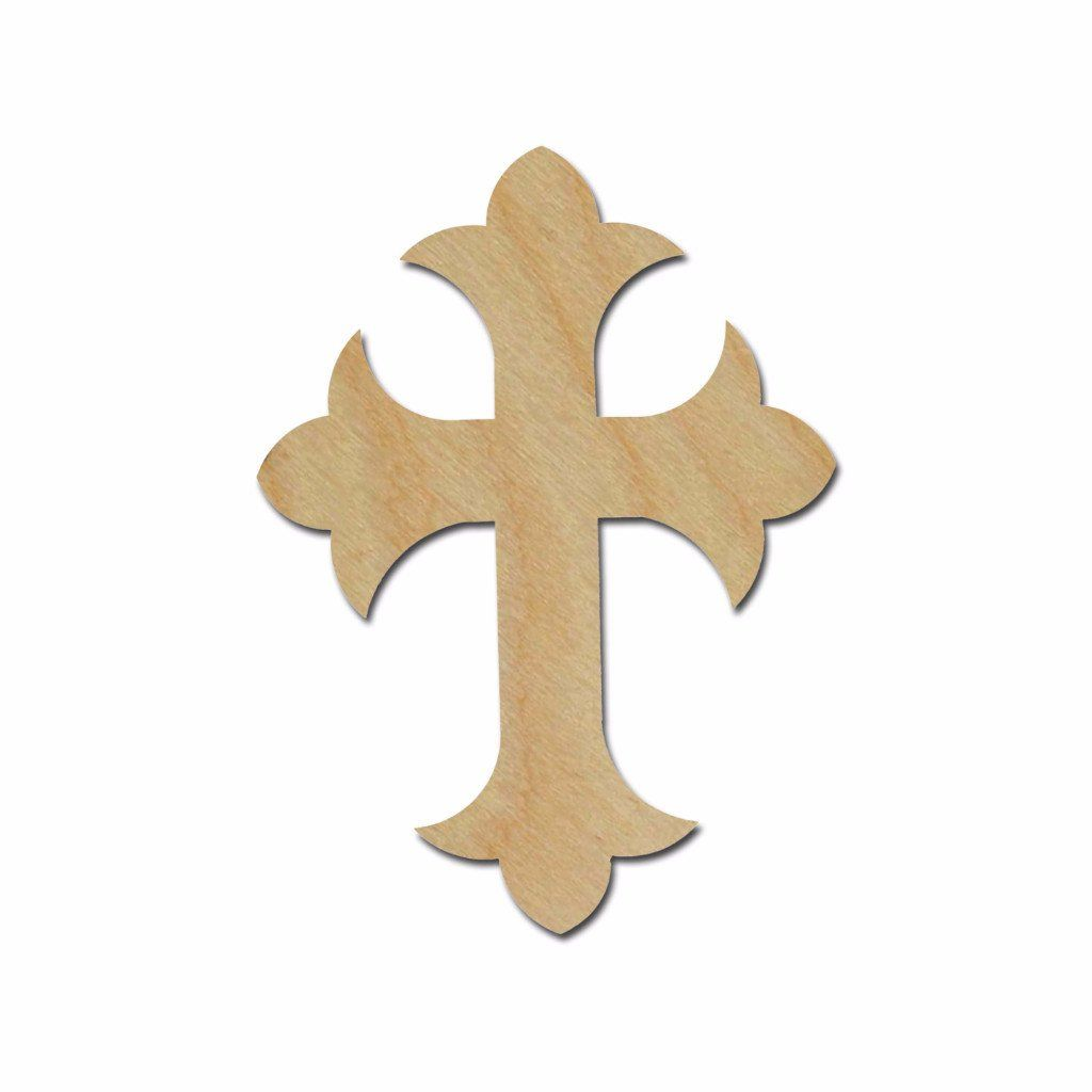 Unfinished wooden crosses for crafts - Unfinished Wood Cross Mdf Craft Crosses Variety Of Sizes C122