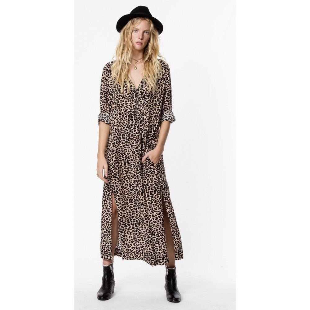 262be37ebbd Comment porter la robe léopard