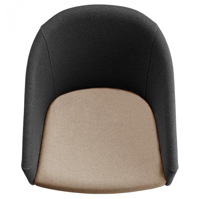 Belle-4L 4 Leg Base Arm Chair | Chair, Restoration hardware ...