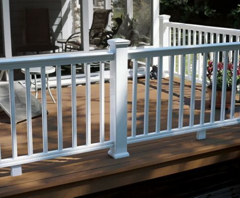Creative Deck Railing Ideas For Inspiration   Hative