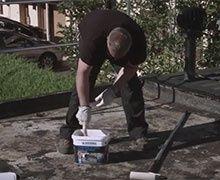 Comment étancher Un Toitterrasse Au Bitume Renovation De - Comment etancher une terrasse