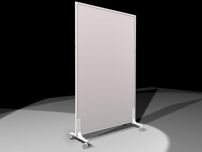 Pannelli Mobili ~ Linea clipper pannelli divisori pareti mobili separè su ruote