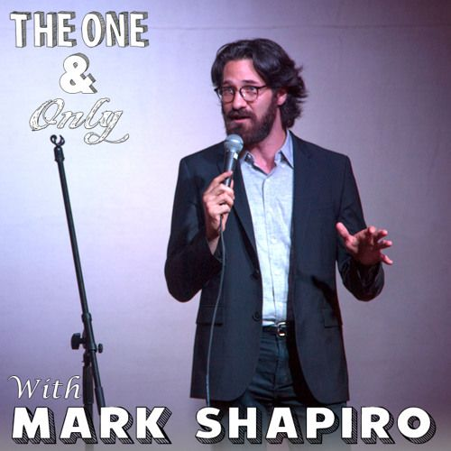 24 Mark Shapiro - What Authenticity Means to Me by The One & Only Podcast on SoundCloud