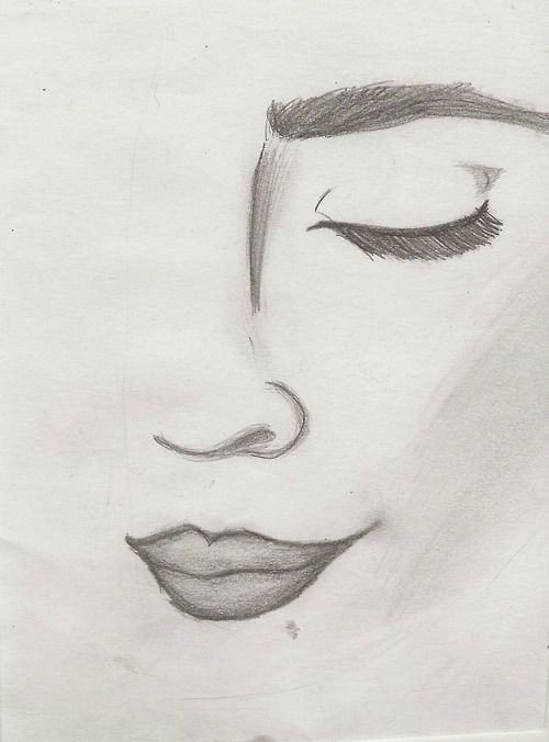 Dibujos A Lapiz Dibujos A Lapiz Faciles Dibujos A Lapiz Rostros Easy Pencil Drawings