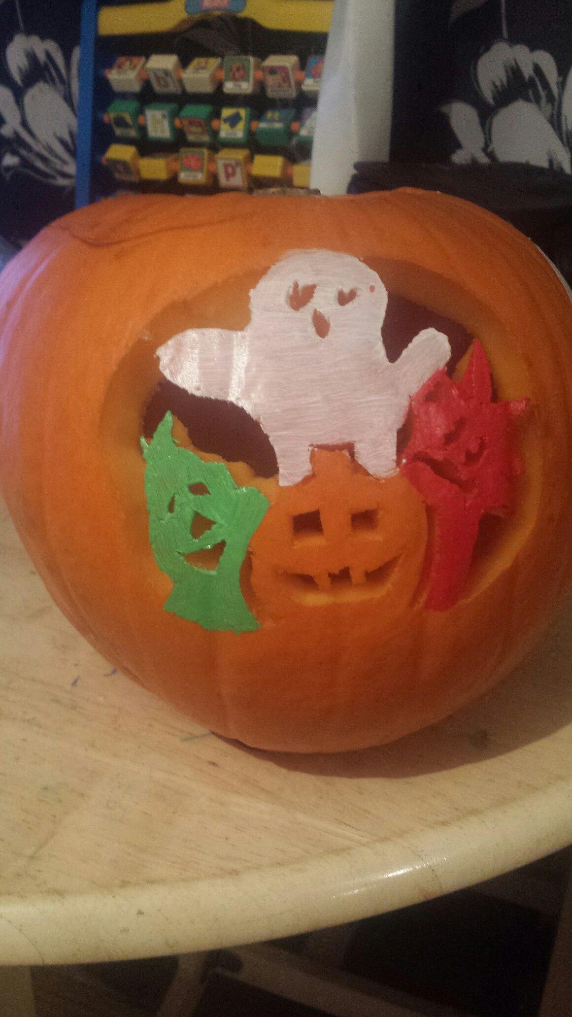 Pin von Angela Feenan auf stormtrooper pumpkin | Pinterest