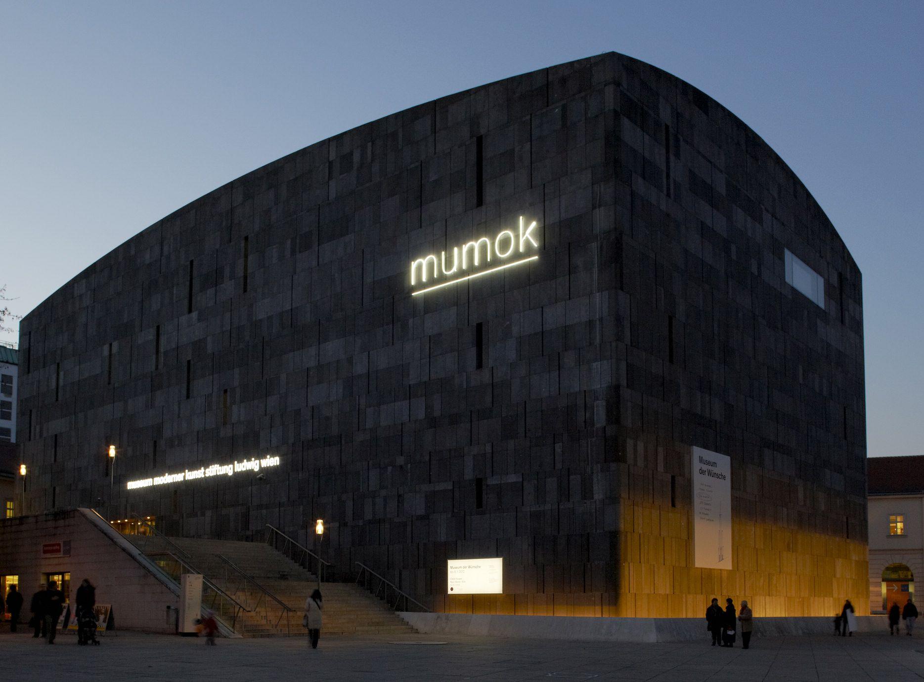 Mumok Museum Moderner Kunst Museum Of Modern Art Vienna Austria Vacation Plan Visiting Places To Visit