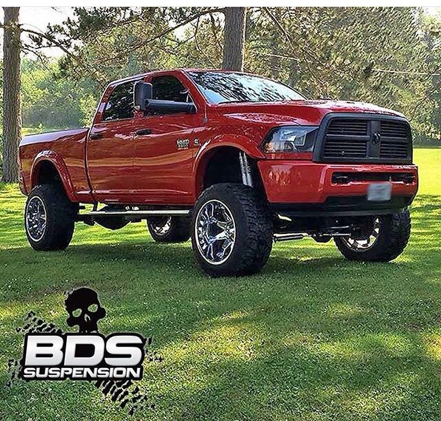 17 best images about dodge rams on pinterest rim and tire packages trucks and ram cummins - 2014 Dodge Ram 1500 Lifted Red