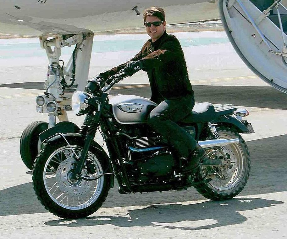 Even Tomcruise Trusts The Continental Tkc 80 Still From Mission