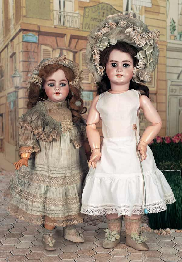 Jumeau bebe - Theriault's Antique Doll Auctions