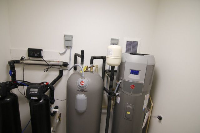 The Ultimate Electric Hot Water Heater Setup Rheem Hybrid Heat Pump 50 Gallon Electric Rheem Marathon 5 Tankless Water Heater Hot Water Heater Water Heater