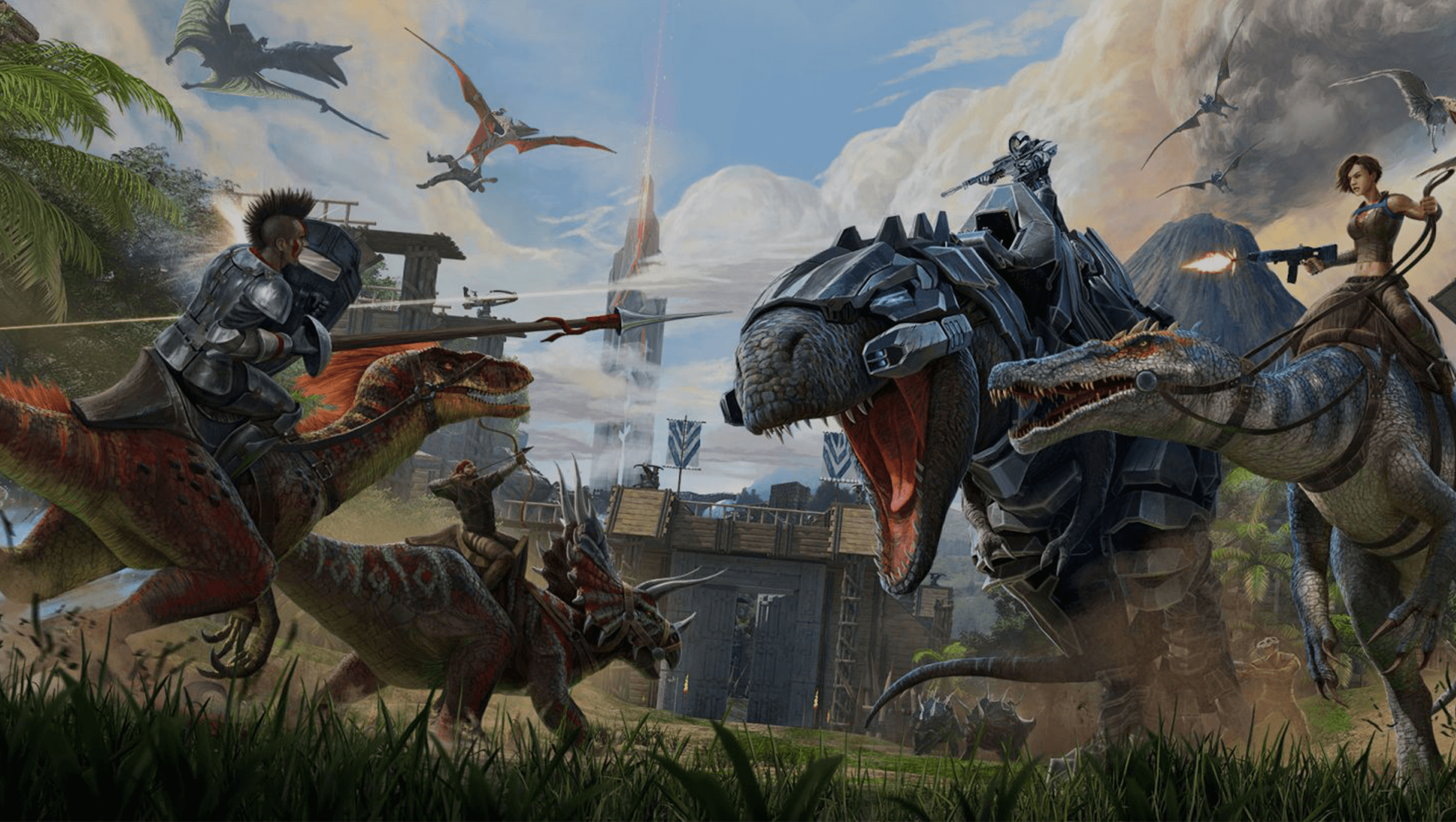 Create your own ARK: Survival Evolved Mods to share with